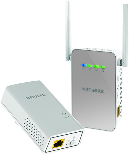 Netgear Powerliner WiFi Range Extender