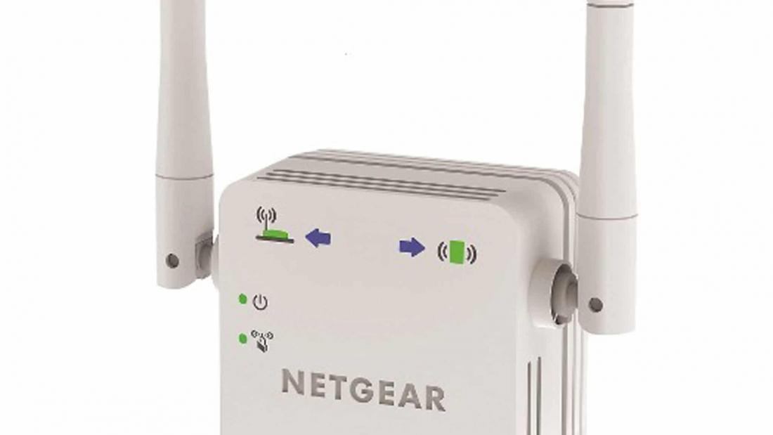 Netgear WN3000RP Extender setup