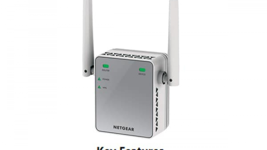 netgear wi-fi N300 EXTEnDER setup