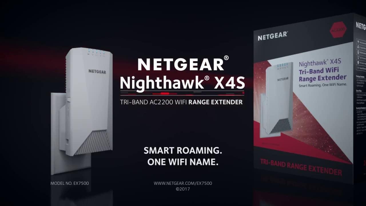 Netgear Nighthawk X4