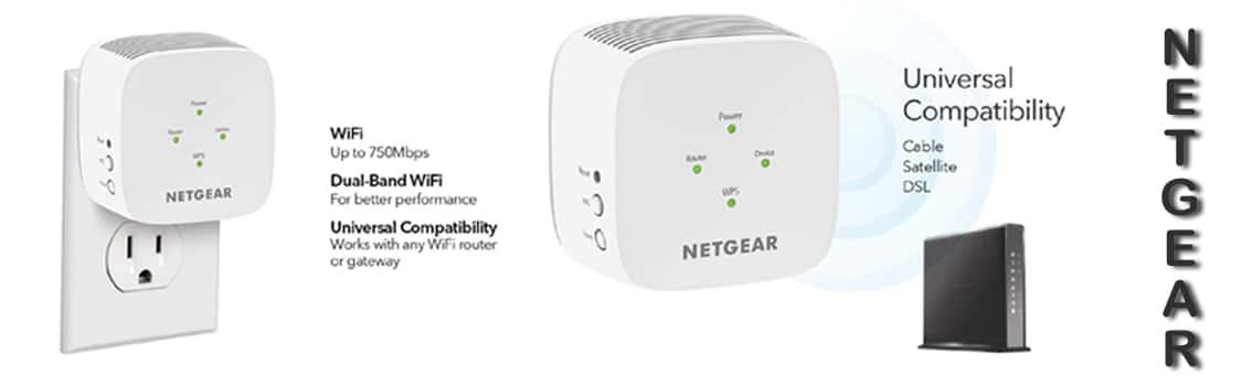 netgear ex2800 setup