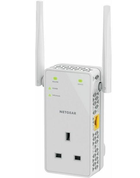 Netgear AC1200 extender setup